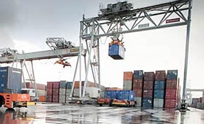 Infrastructurele-werken-Containerkade-Rotterdam