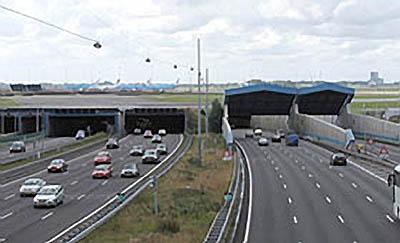 Infrastructurele-werken-Schipholtunnel-Amsterdam