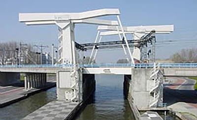 Infrastructurele-werken-Spoorbrug-Delfthavensche-Schie